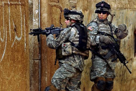 Пентагон желает  получить бюджет навойну сРоссией в EC