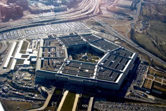 Пентагон признал подлинность видео с пирамидальными НЛО