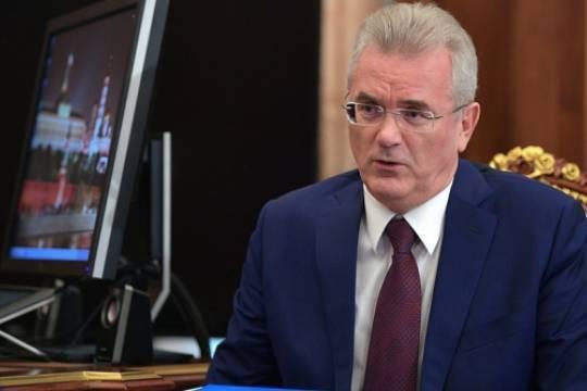 Пензенского губернатора Белозерцева доставили в Москву после задержания