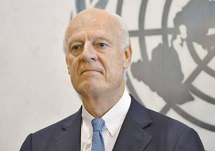 Уполномоченный деМистуры назвала три основных результата встречи поСирии вАстане