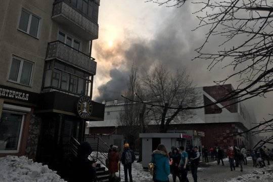 Владелец сгоревшегоТЦ вКемерово занималась незаконной перепланировкой здания