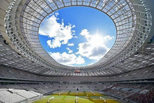 Футболисты Российской Федерации иАргентины откроют «Лужники»