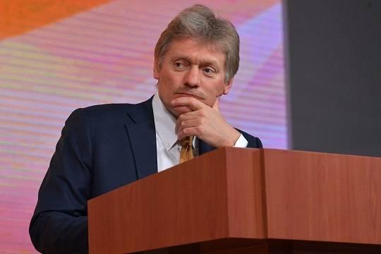 Песков: беседа Путина и Мэй о деле Скрипалей была жесткой