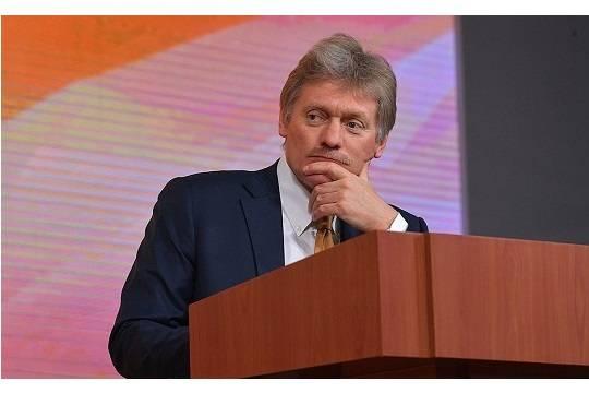 Песков прокомментировал стажировку своей дочери в Европарламенте