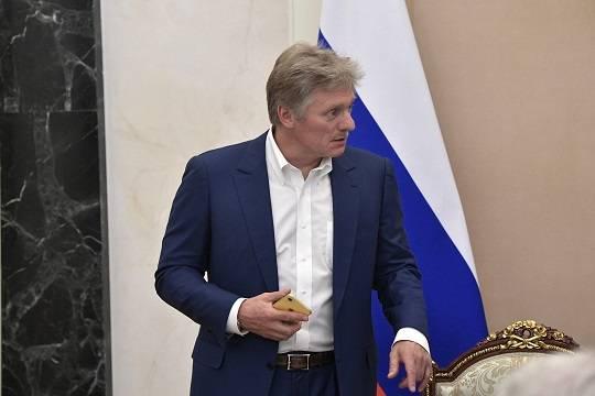 Песков рассказал о предстоящей встрече Путина и Байдена