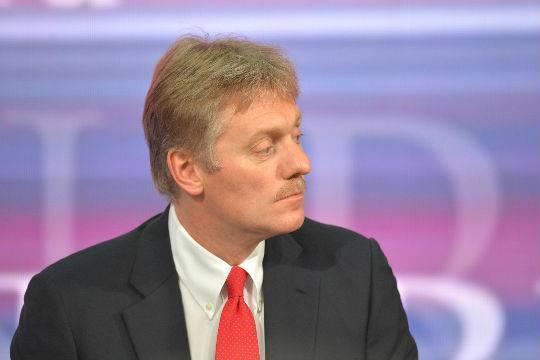 Песков опроверг версию овербовке Савченко в Российской Федерации