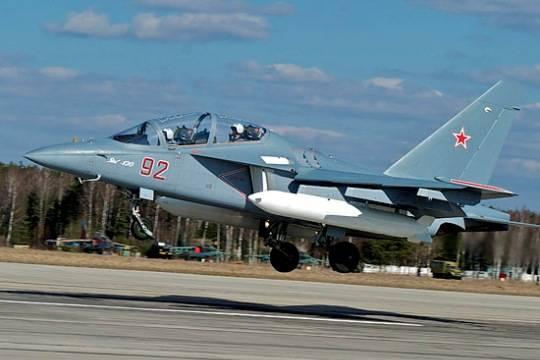 Пилоты разбившегося под Борисоглебском Як-130 не пострадали