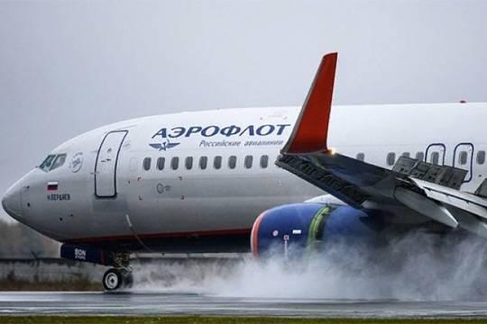 Почему чистая прибыль «Аэрофлота» упала в десять раз