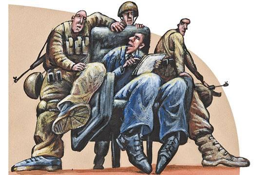 Почему России выгоднее воевать за рубежом нелегально
