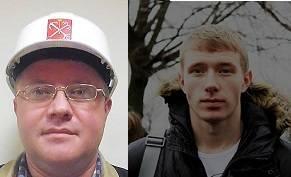 Сергей Арзамасцев и его сын