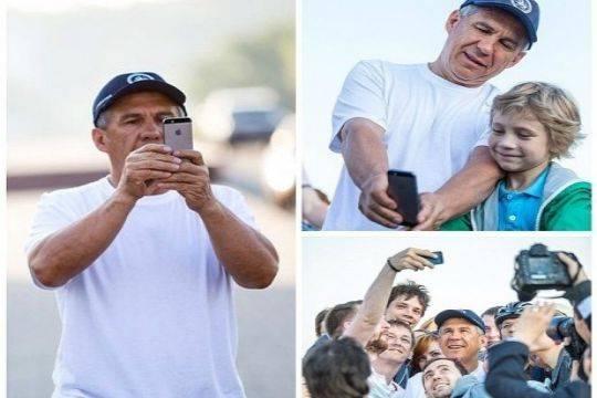 Подросток, пытаясь сделать эффектную фотографию самого себя с оружием, выстрелил себе в горло