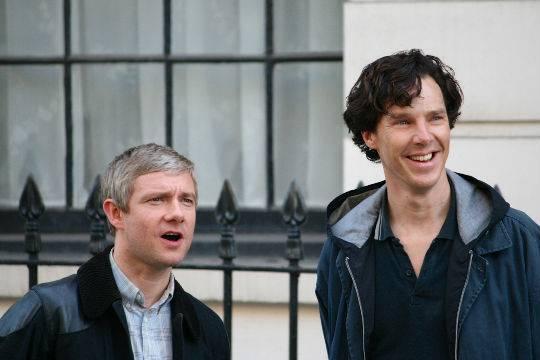 Продюсеры объявили дату начала съемок ивыхода нового сезона «Шерлока»