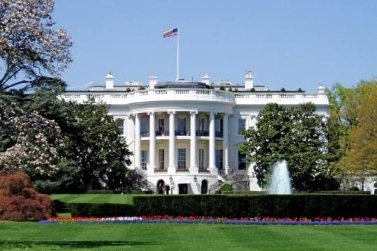 В итоге стрельбы около Белого дома никто из служащих непострадал