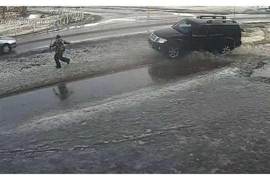 Мужчина, сбивший ребенка вПриозерске, ехал в столицу Российской Федерации нателевидение