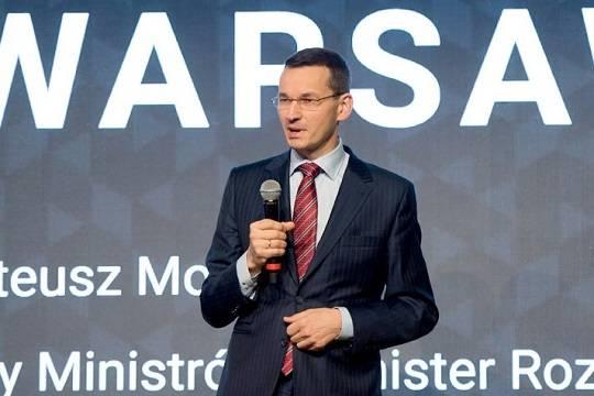 Польский премьер объяснил причины «нацистского» конфликта с Израилем