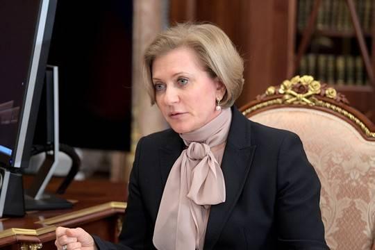 Попова назвала процент повторно заболевающих COVID-19 и оценила необходимость локдауна