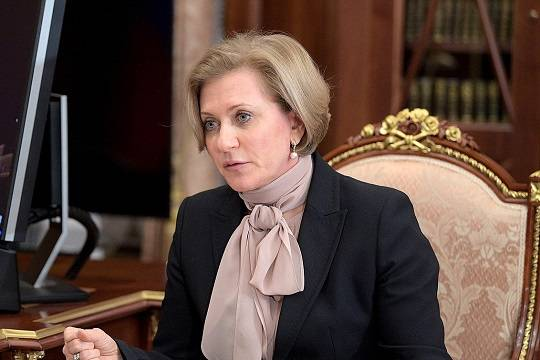 Попова указала на отсутствие оснований для отмены масочного режима