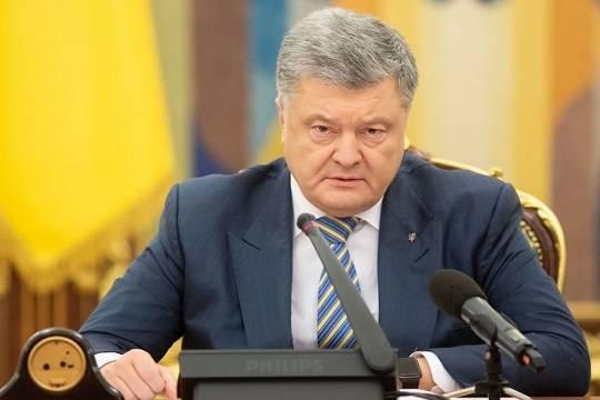 Порошенко обратился к украинцам с призывом сказать Путину «нет»