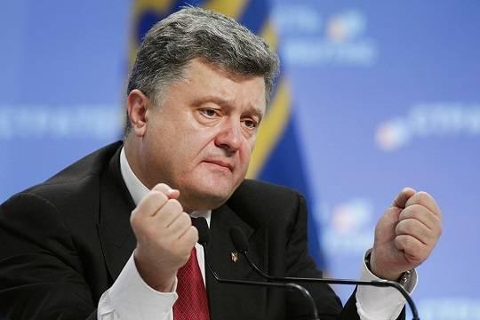 Петр Порошенко уверен, что будущее государства Украины только вЕС