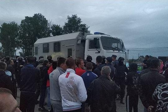 После массовой драки в Чемодановке запретили продавать алкоголь