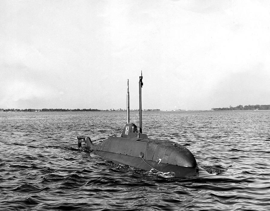 Американская СМПЛ SSX-1