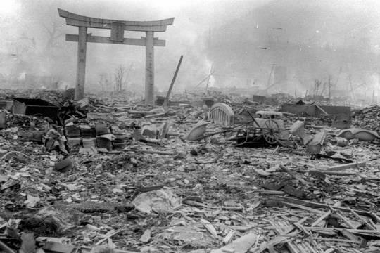 Последствия взрывов вХиросиме иНагасаки преувеличены— Ученые