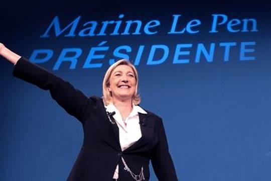 Последствия победы Ле Пен на президентских выборах являются основным риском для глобальных финансовых рынков