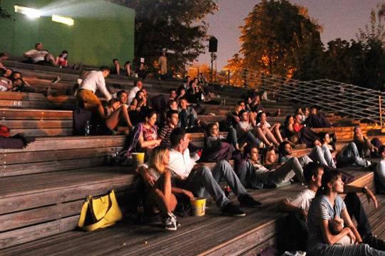 Посмотреть кино летом можно будет в11 парках столицы
