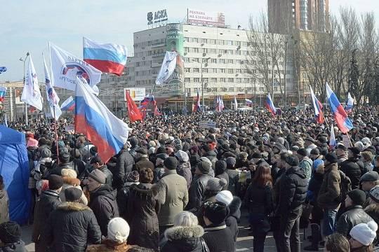 Поводом для признания станут поставки на Украину американского оружия