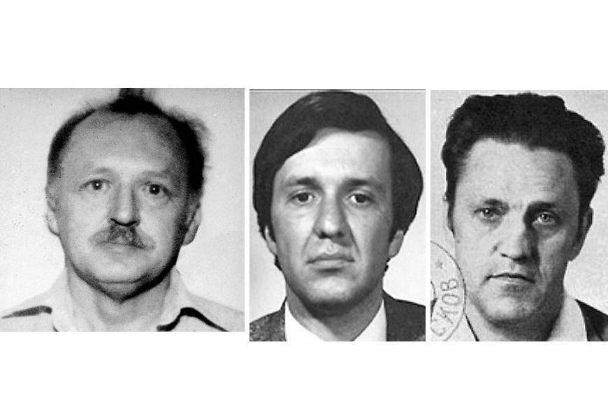 Предательство или гениальная операция КГБ?