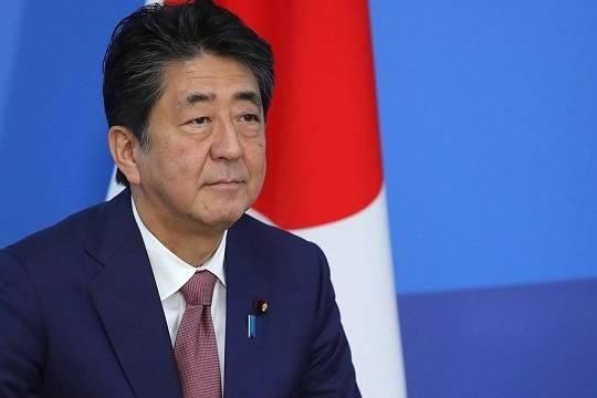 Премьер-министр Японии Синдзо Абэ объявил об отставке