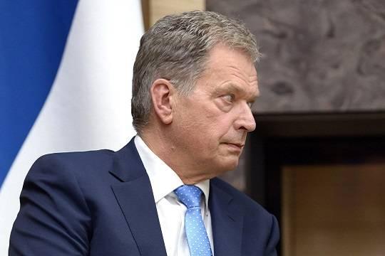 Президент Финляндии заявил, что диалог с Россией должен продолжаться