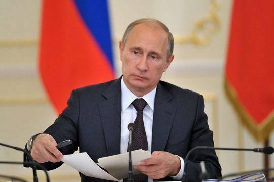 Президент РФ подписал указ об увеличении численности Вооруженных сил