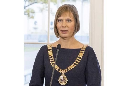 Президент Эстонии определила Россию как «сложного соседа»