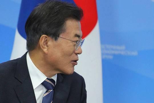 Президент Южной Кореи гарантирует успешное проведение Олимпиады-2018