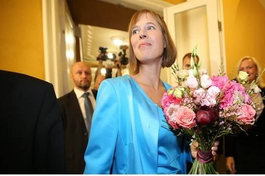 ВЭстонии состоится регистрация кандидата впрезиденты страны