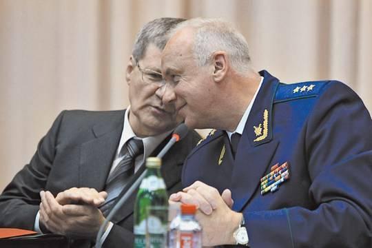 При чём здесь Бастрыкин и Ходорковский?