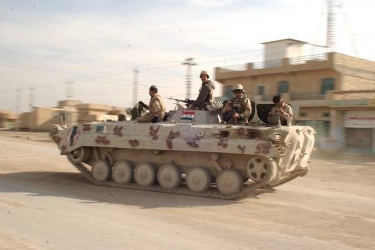 Армия Ирака назвала свои потери вТалль-Афаре
