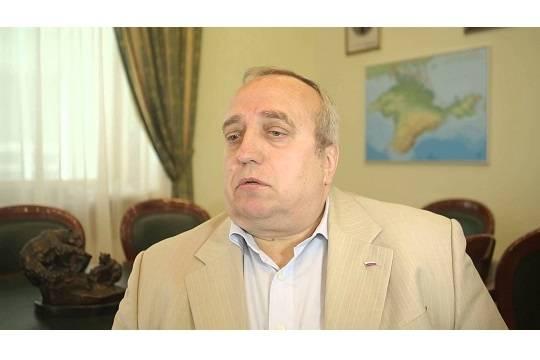 Причиной отставки сенатора Клинцевича стали его недостоверные комментарии