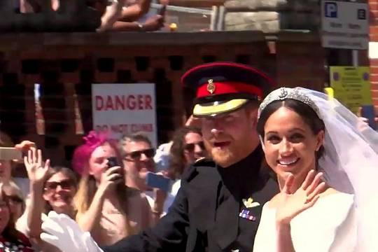 Принц Гарри и Меган Маркл опровергли одно из своих признаний