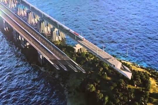 Генеральный прокурор Украины желает осудить всех строителей Керченского моста— Странности украинской столицы