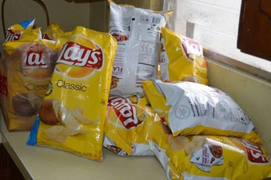 Производитель чипсов Lays сообщил о возможных перебоях с поставками