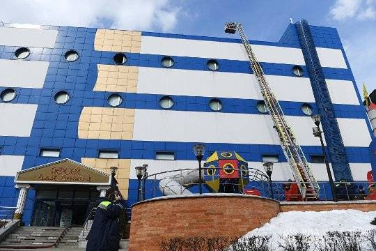 Суд постановил временно закрыть московскийТЦ «Персей для детей»