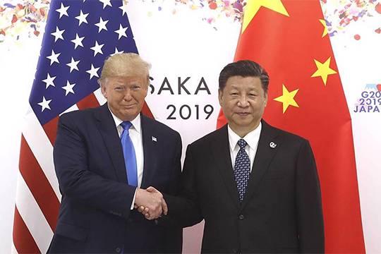 Китай сделает все, чтобы защитить себя в торговой войне с США