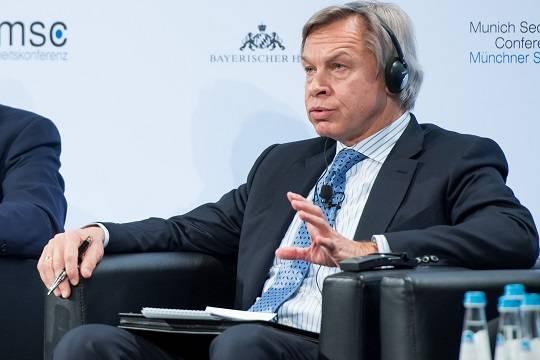 Пушков указал на грубую ошибку Зеленского по Донбассу