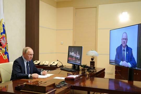 Путин назначил сенатора Мельниченко врио губернатора Пензенской области