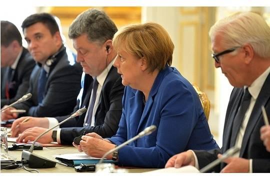 Путин: Нормандский формат работает вяло, однако иначе украинскую проблему нерешить