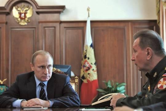 Путин поддержал предложения Золотова по ужесточению оборота оружия