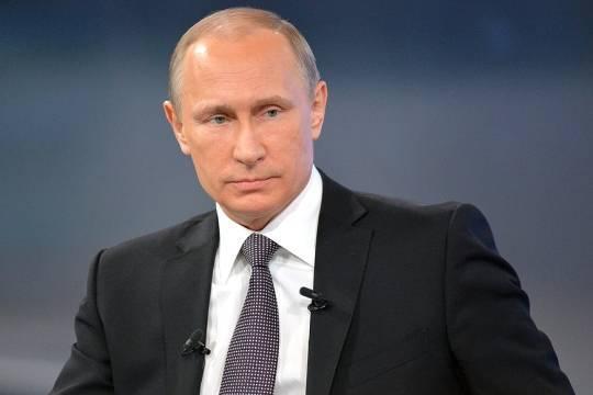 Путин подписал документ о приостановке выполнения Москвой ДРСМД