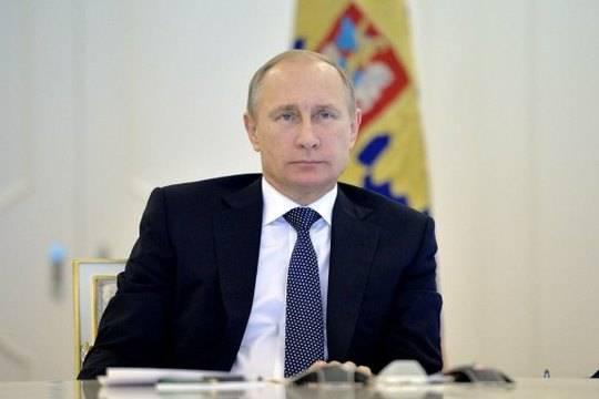 Путин: предприятия России должны быть готовы к оперативному переходу на военные рельсы
